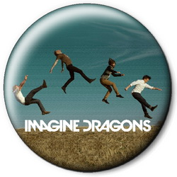 Значок Imagine Dragons idr4