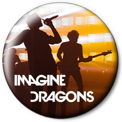 Значок Imagine Dragons idr5