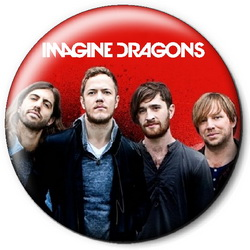 Значок Imagine Dragons idr7