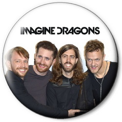 Значок Imagine Dragons idr8