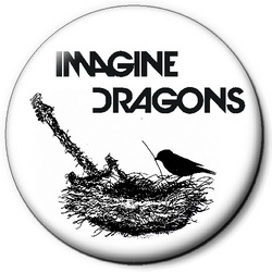 Значок Imagine Dragons idr9