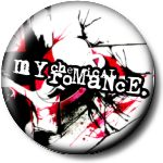 МАГНИТ - MY CHEMICAL ROMANCE 5