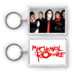 "Брелок ""MY CHEMICAL ROMANCE"" mcrn-2-k"