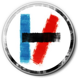 Значок Twenty One Pilots top15