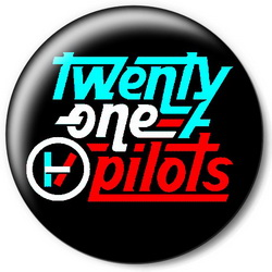 Значок Twenty One Pilots top20