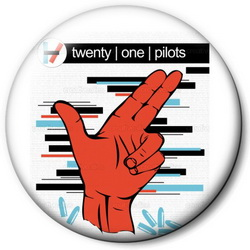 Значок Twenty One Pilots top24