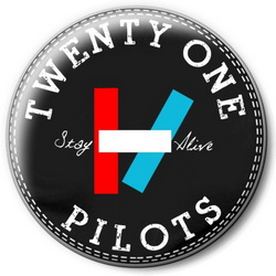 Значок Twenty One Pilots top27