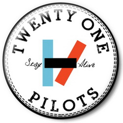 Значок Twenty One Pilots top28