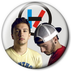 Значок Twenty One Pilots top34
