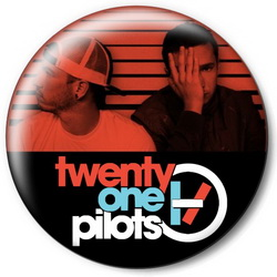 Значок Twenty One Pilots top35
