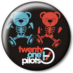 Значок Twenty One Pilots top46