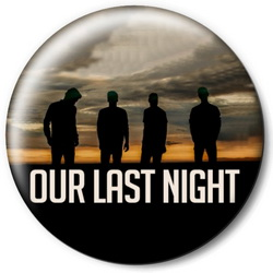 Значок OUR LAST NIGHT oln6