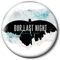 Значок OUR LAST NIGHT oln9