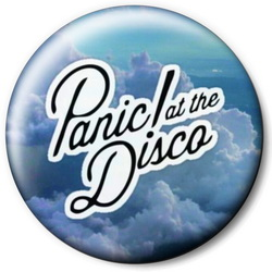 Значок PANIC! AT THE DISCO patd3