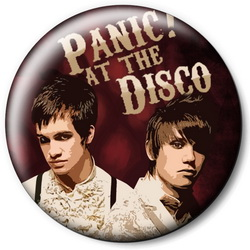 Значок PANIC! AT THE DISCO patd7