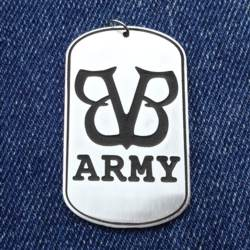 Жетон Black Veil Brides Army  pk-237