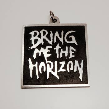 "Подвеска кулон ""Bring Me The Horizon"" pk-251"