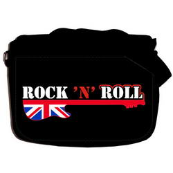 "Сумка ""ROCK N ROLL"" Large school-443"