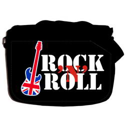 "Сумка ""ROCK N ROLL"" Large school-452"