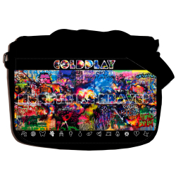 "Сумка ""mylo xyloto Coldplay"" school-562"