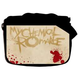 "Сумка ""MY CHEMICAL ROMANCE"" school-653"