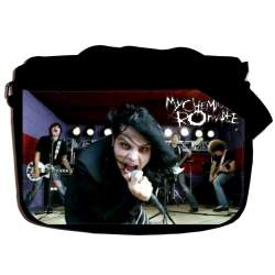 "Сумка ""MY CHEMICAL ROMANCE"" school-659"
