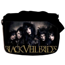 "Сумка ""Black Veil Brides"" school-713"