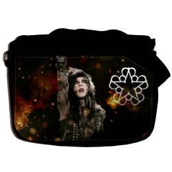 "Сумка ""Black Veil Brides"" school-718"