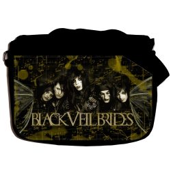 "Сумка ""Black Veil Brides"" school-720"