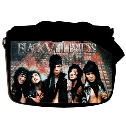 "Сумка ""Black Veil Brides"" school-724"