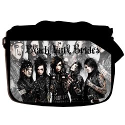 "Сумка ""Black Veil Brides"" school-727"