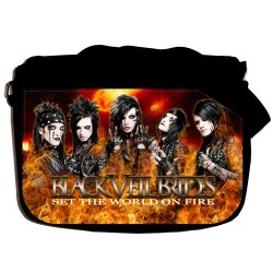 "Сумка ""Black Veil Brides"" school-732"