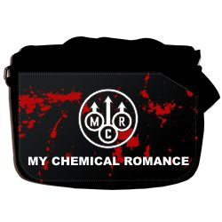 "Сумка ""MY CHEMICAL ROMANCE"" school-734"