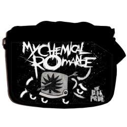 "Сумка ""MY CHEMICAL ROMANCE"" school-883"
