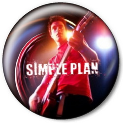 Значок Simple Plan spz10