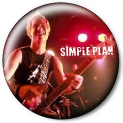 Значок Simple Plan spz12