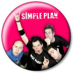 Значок Simple Plan spz13