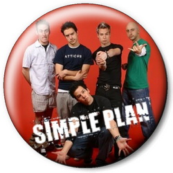 Значок Simple Plan spz14