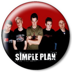 Значок Simple Plan spz15
