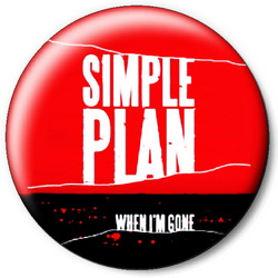 Значок Simple Plan spz19