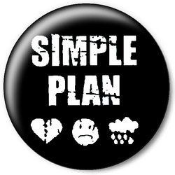 Значок Simple Plan spz23