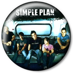 Значок Simple Plan spz27