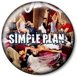 Значок Simple Plan spz28