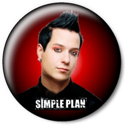 Значок Simple Plan spz3