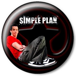 Значок Simple Plan spz6