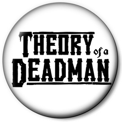 Значок Theory of a Deadman tdm7