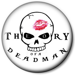 Значок Theory of a Deadman tdm8