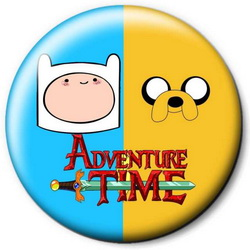 Значок Adventure Time time1