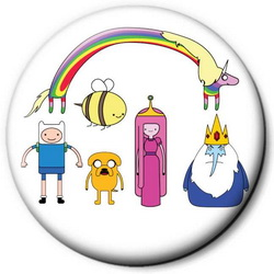Значок Adventure Time time15