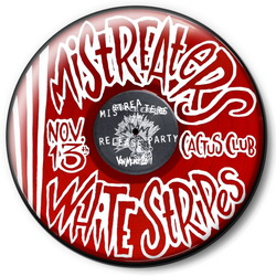 Значок The White Stripes tws14